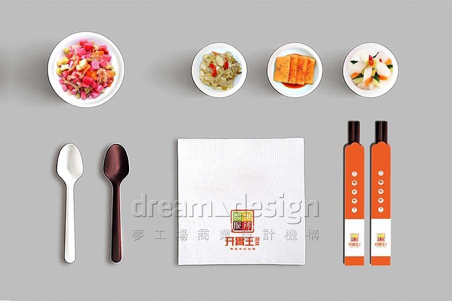 开胃王泡菜产品