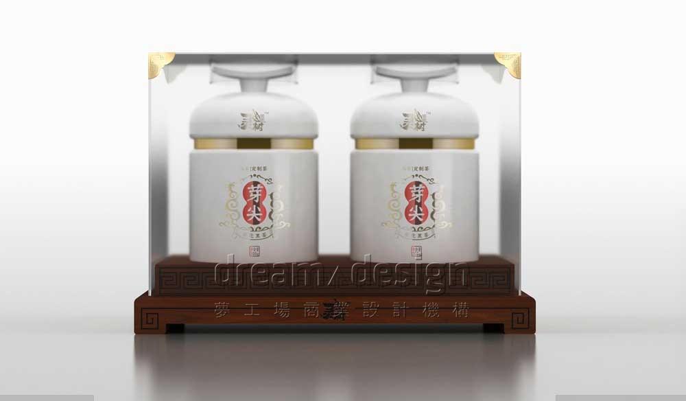 黑茶产品包装设计图4