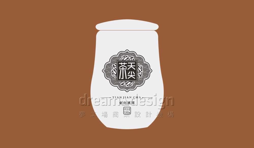 茶叶产品包装效果图1