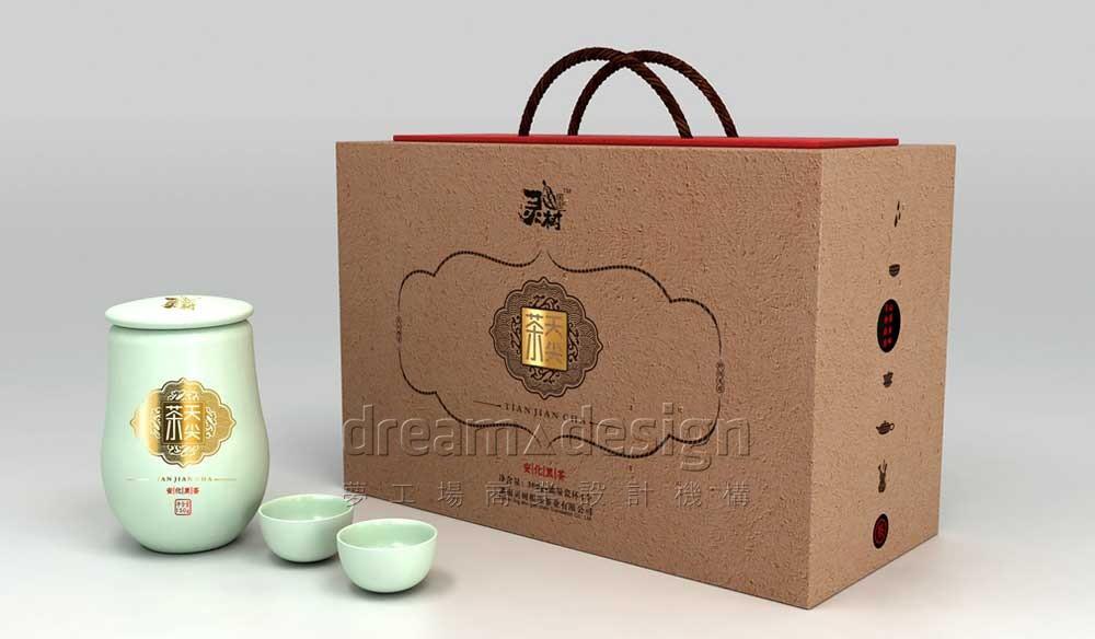 茶叶产品包装效果图4