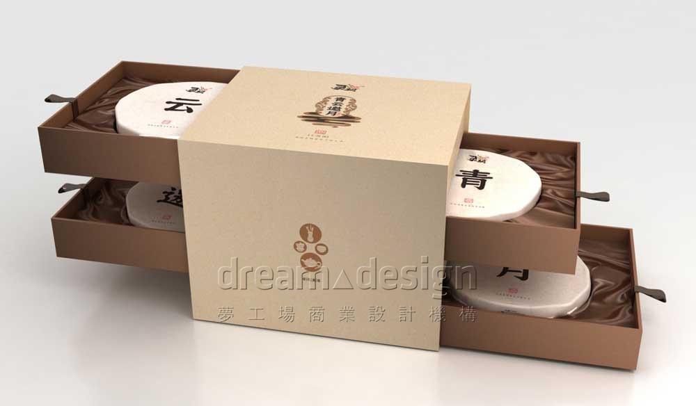 饼茶包装设计图5