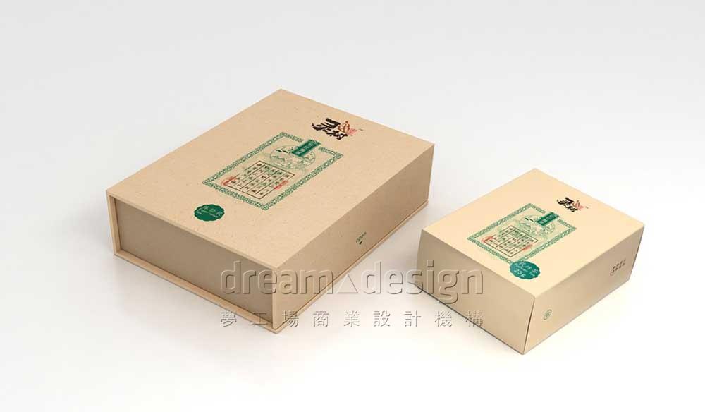 安化黑茶包装设计图2