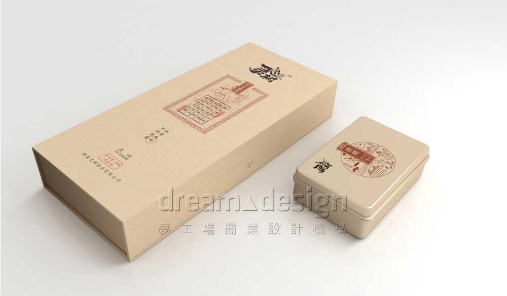 安化黑茶包装设计图1