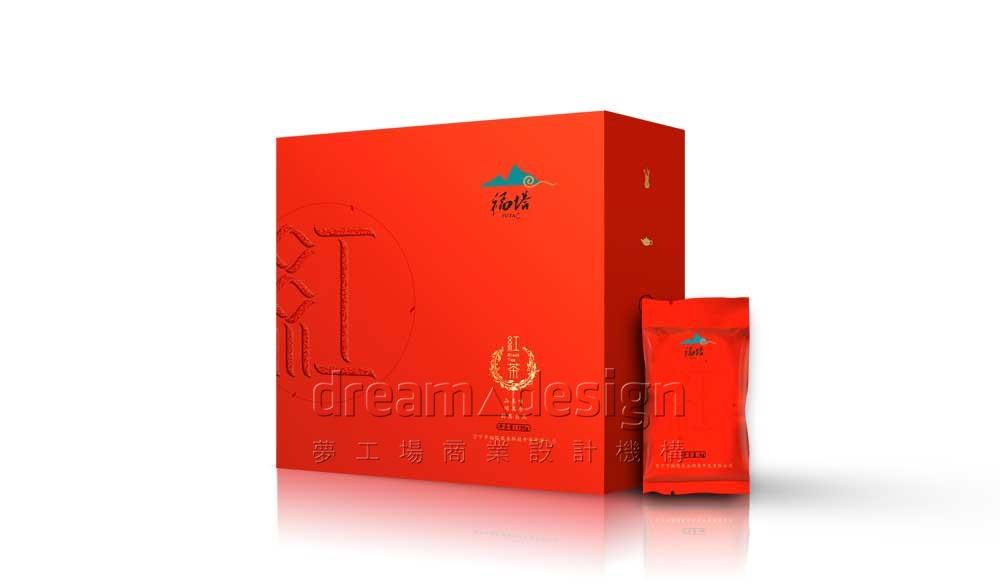 福塔红茶产品包装设计图2