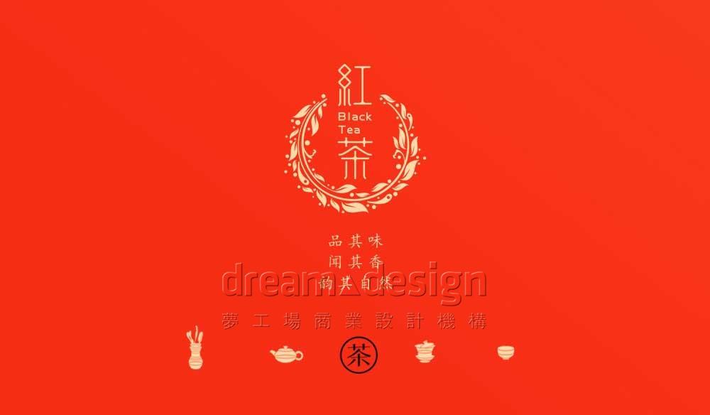 福塔红茶产品包装设计图1