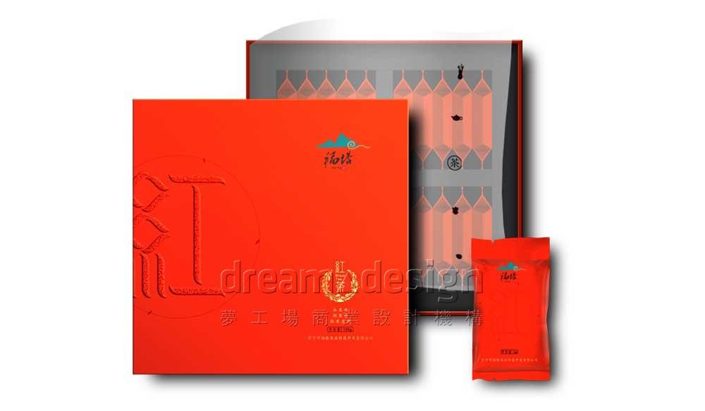 福塔红茶产品包装设计图3