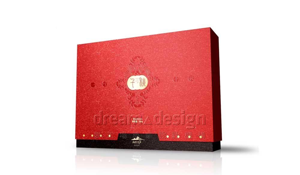 千秋红茶包装设计图2