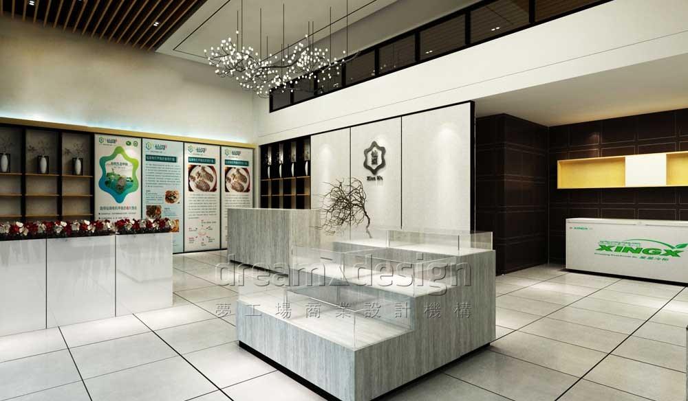 仙湖甲鱼展厅设计