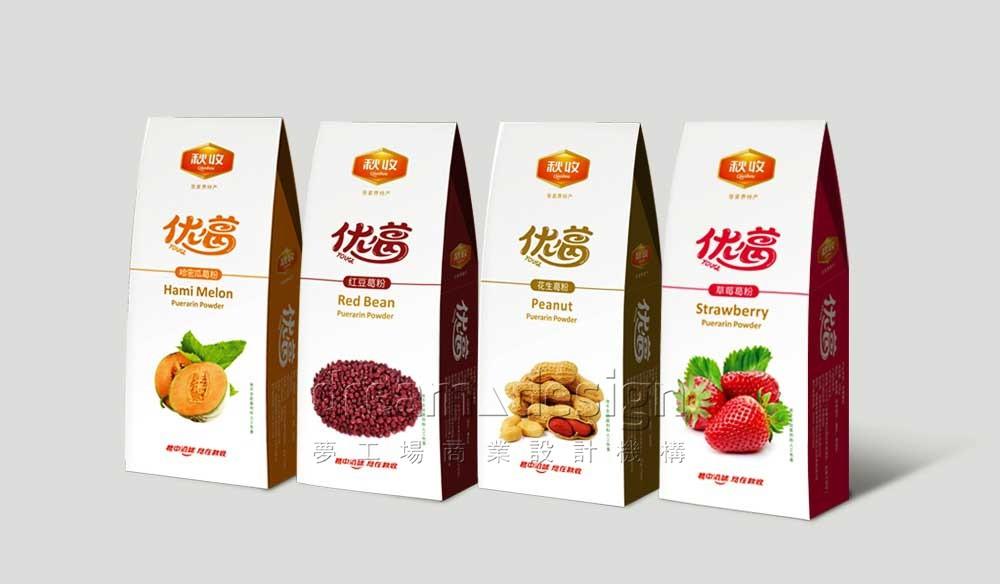 秋收食品产品包装3