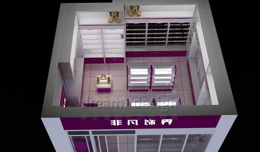 非凡饰界展厅设计2