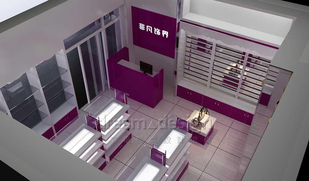 非凡饰界展厅设计1