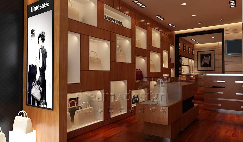 TIMES时光店面设计图2