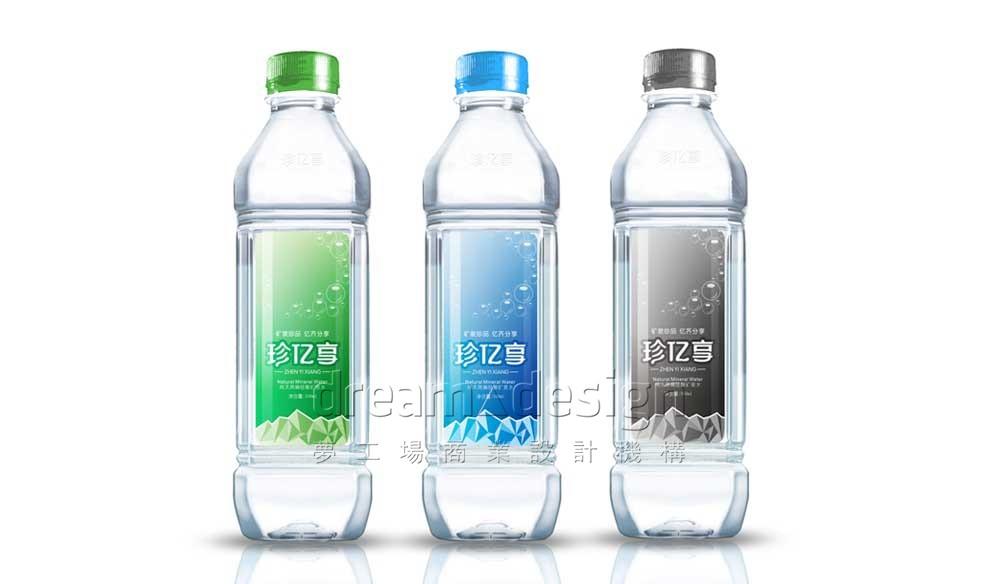 珍亿享矿泉水品牌