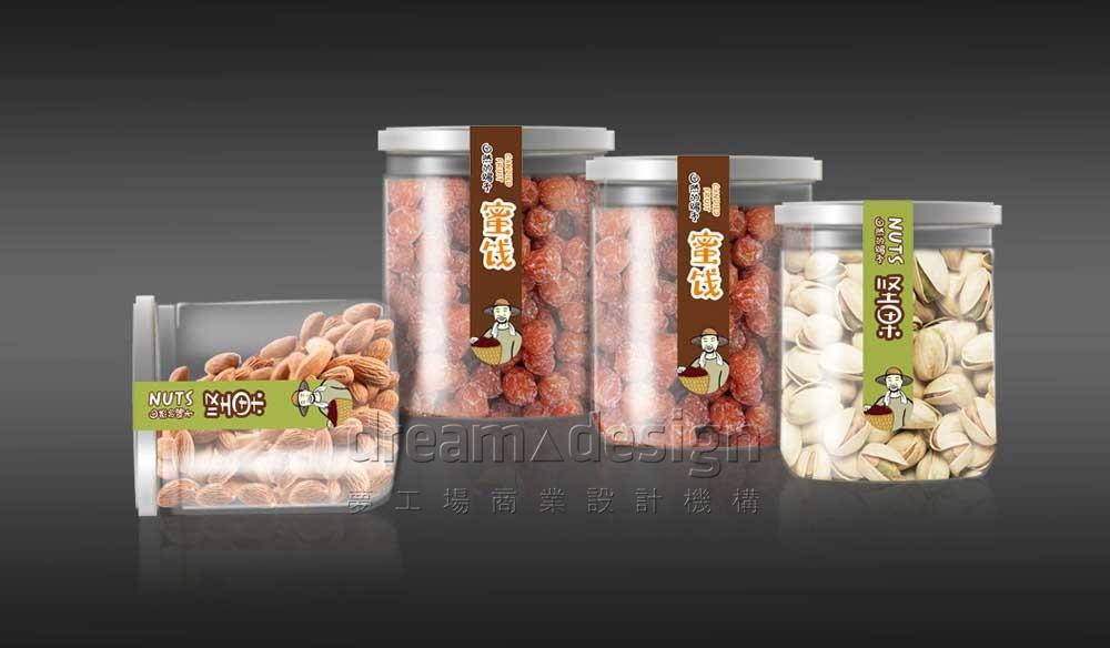 大地农仓产品包装设计图1