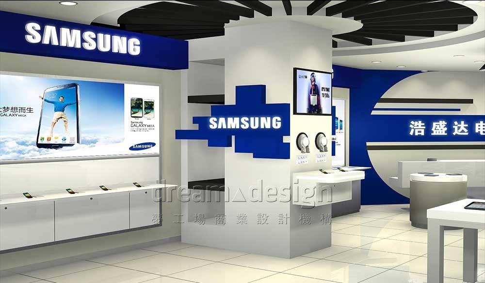 手机专卖连锁店设计图3