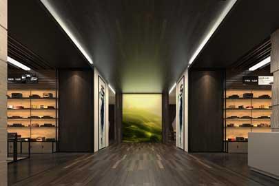 展厅设计与装修