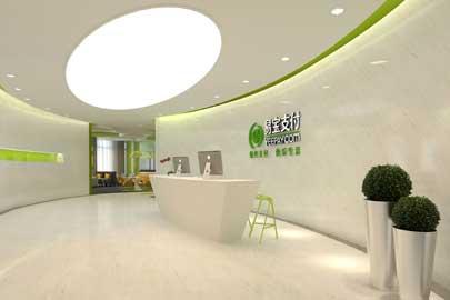 办公室设计及展厅设计与装修