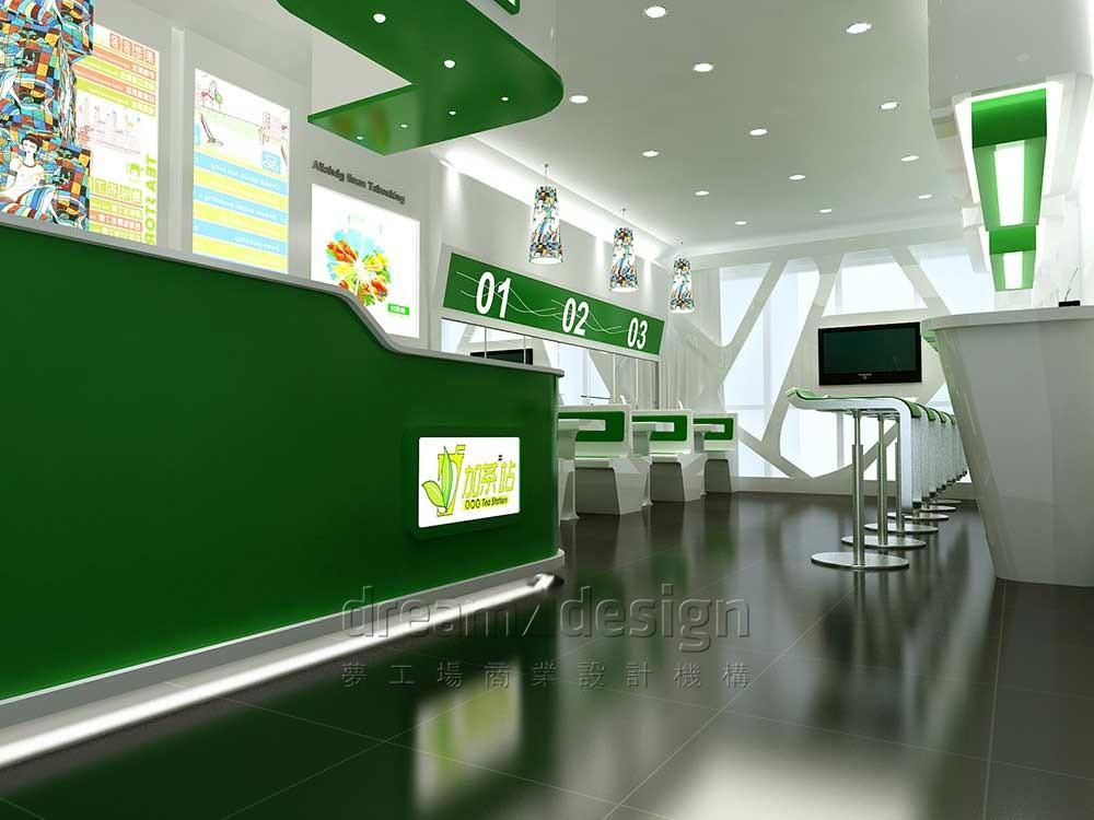 茶物语店面设计图3