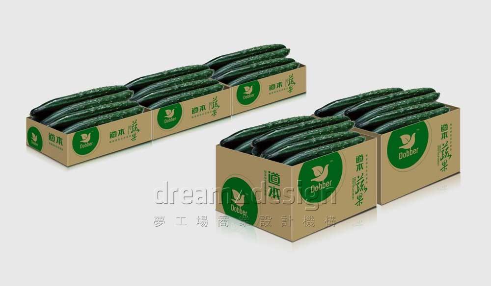 道本农业包装设计