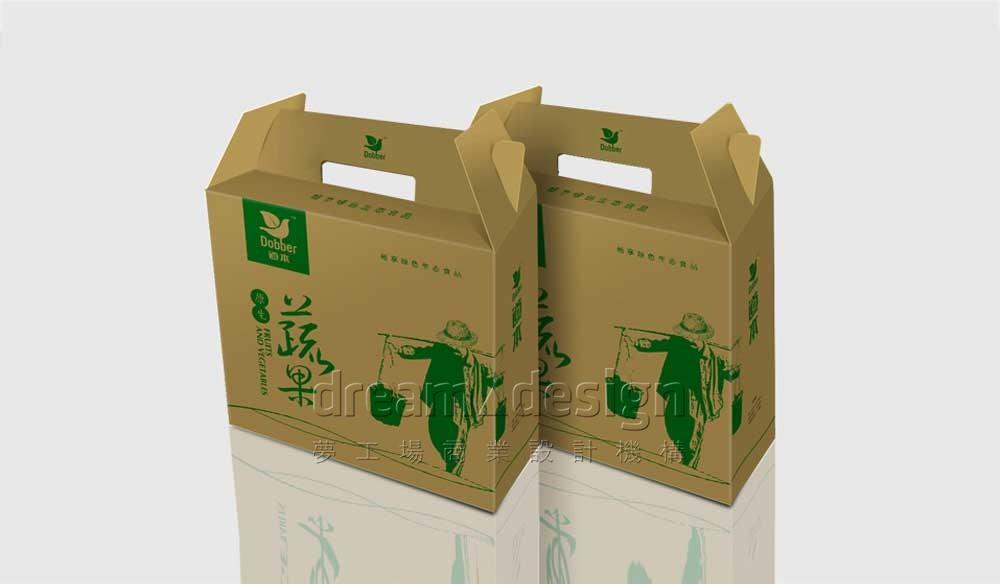 道本农业产品包装设计图