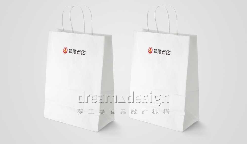 盛瑞石化品牌包装袋