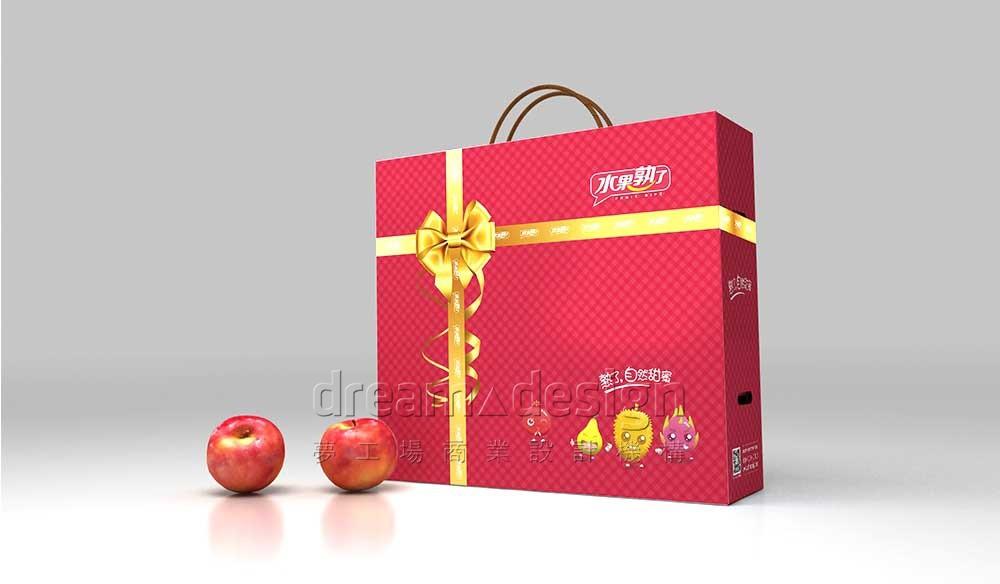 水果熟了产品包装设计1