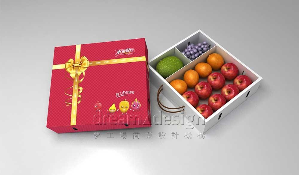 水果熟了产品包装设计2
