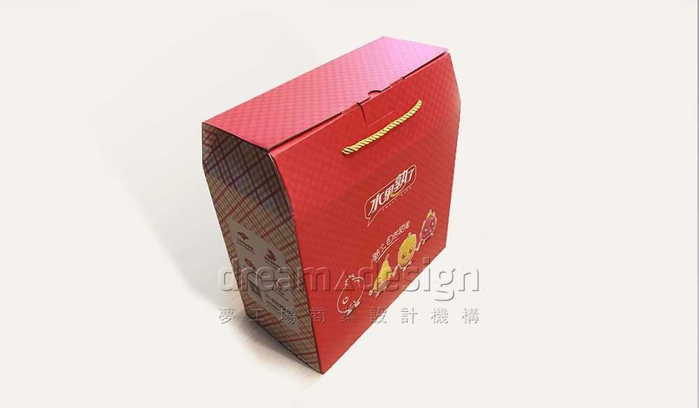水果熟了产品包装设计3