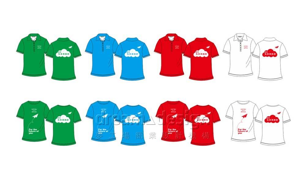 文化T恤设计