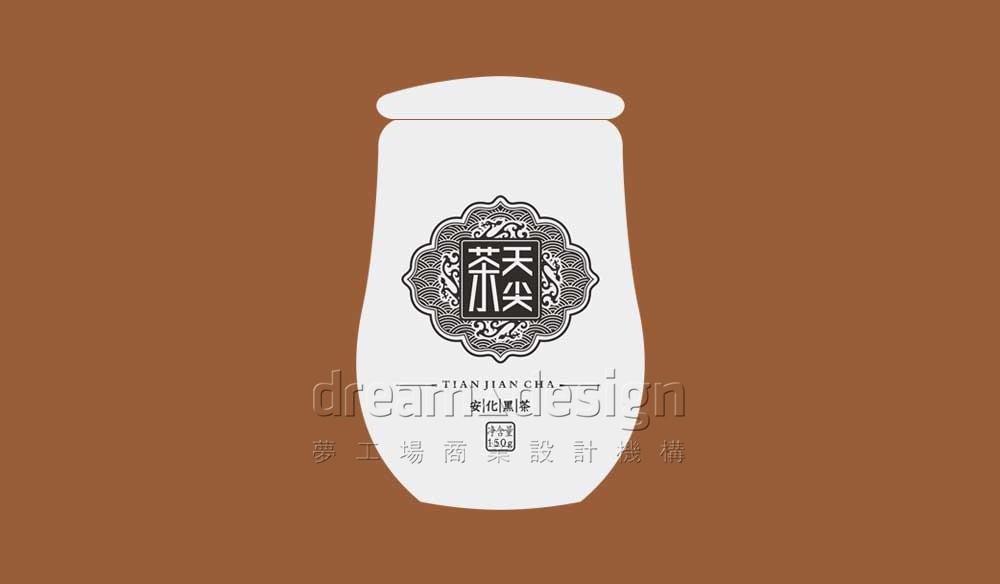 灵树茶叶包装罐
