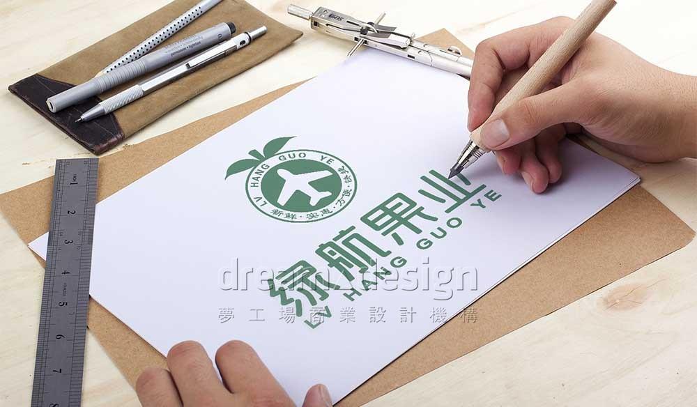 品牌策划设计案例绿航果业