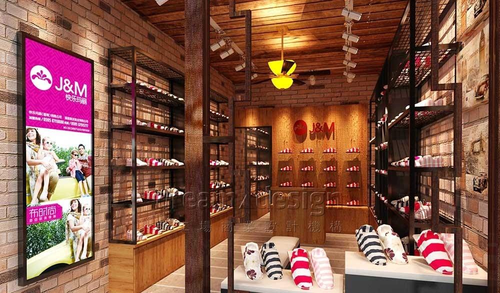 商业空间设计之门店设计