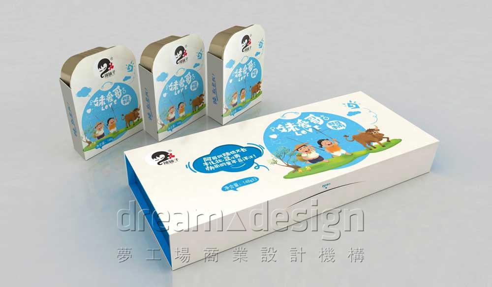 辣妹子产品包装设计图1