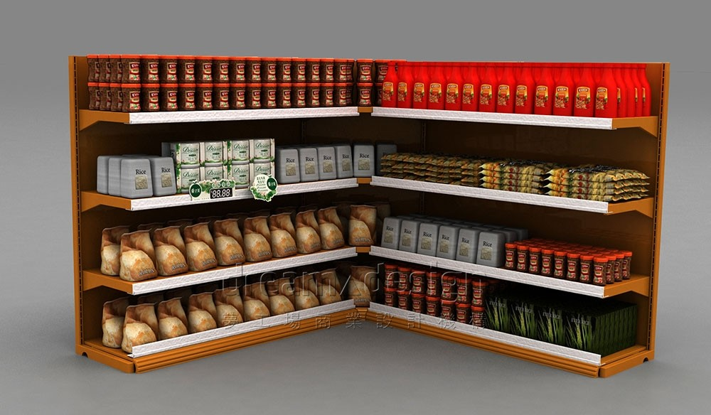 菓子美产品标签效果图