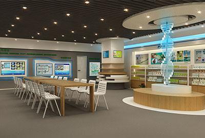 品牌设计、办公室/展厅设计/施工
